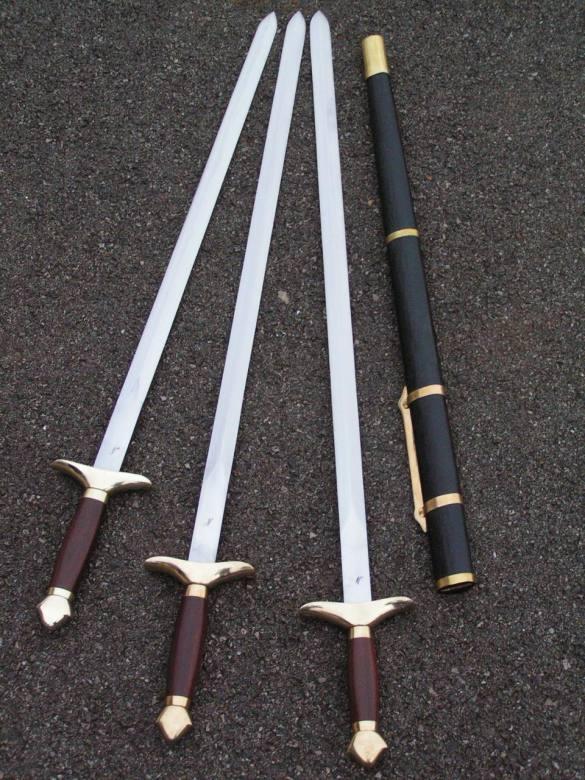 épée de taishi, arts martiaux chinois