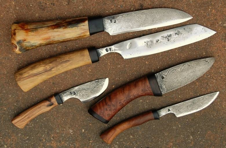 couteaux fin de stage